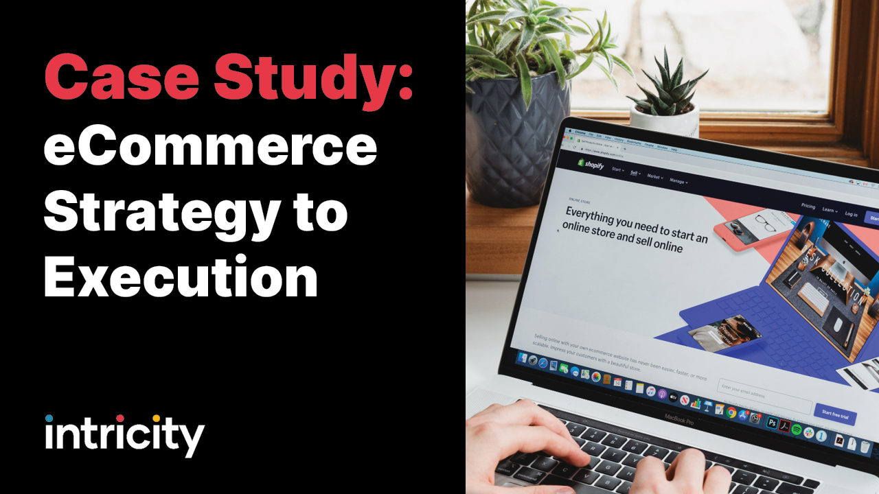 CS eCommerce Strategy to Execution Thumbnail
