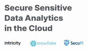 Secure Sensitive Analytics