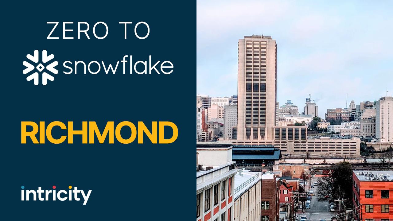 0 to Snowflake Richmond-1