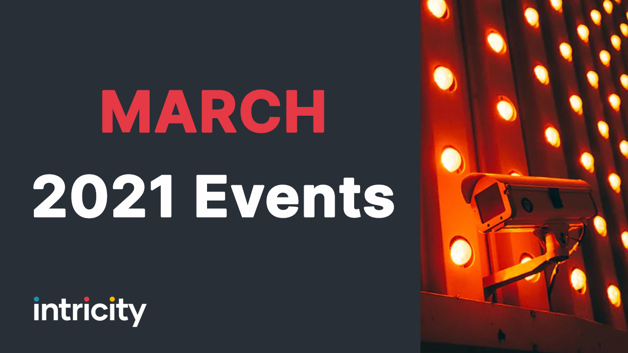 March Webinars with Our Partners