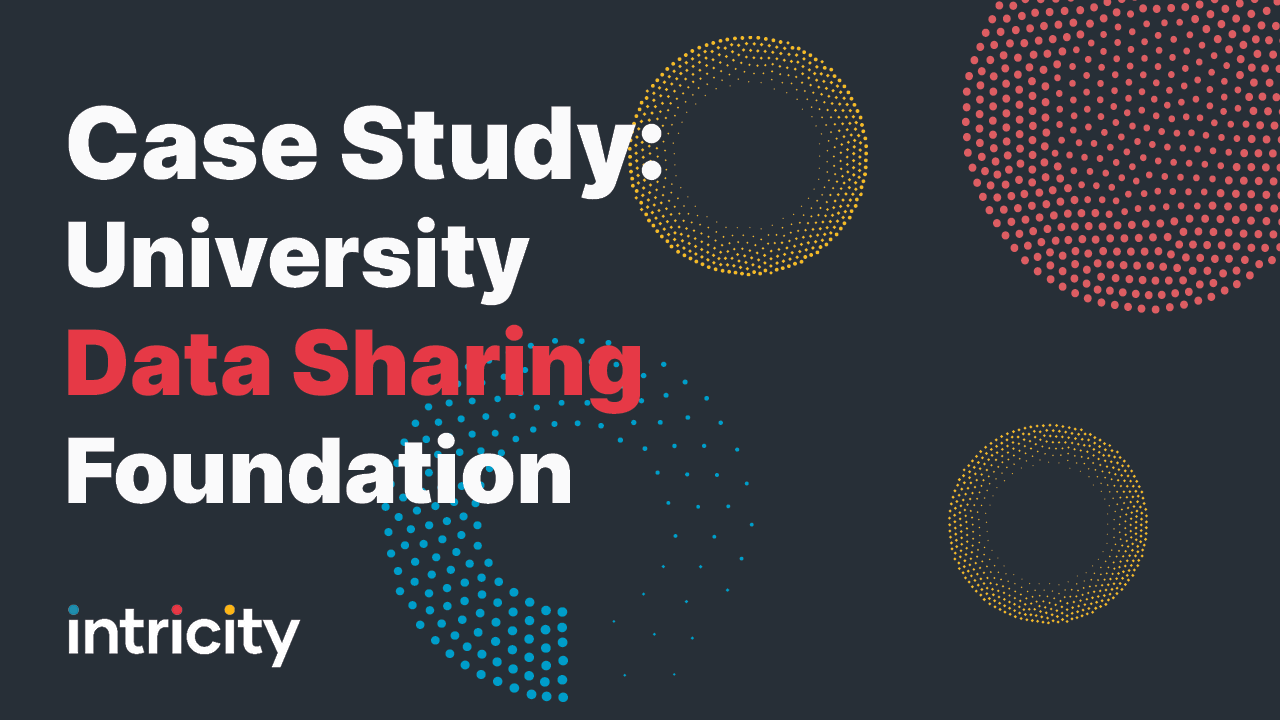 Case Study: University Data Sharing Foundation