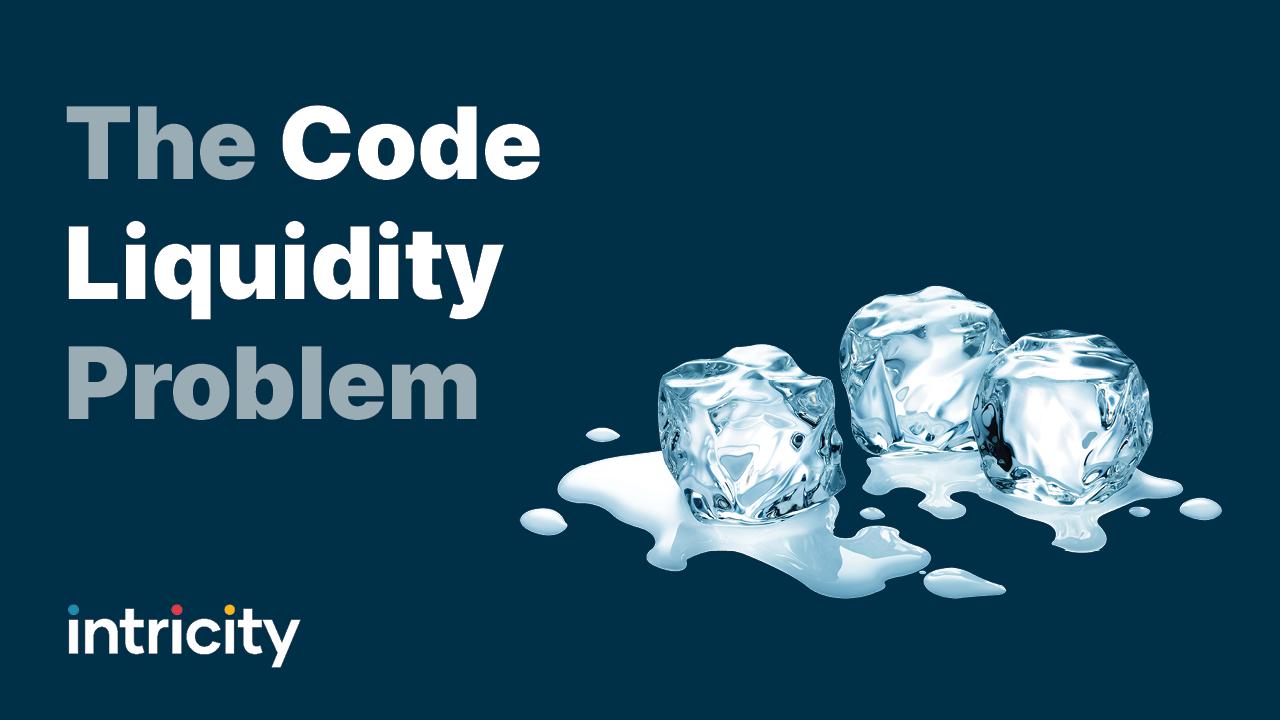 The Code Liquidity Problem