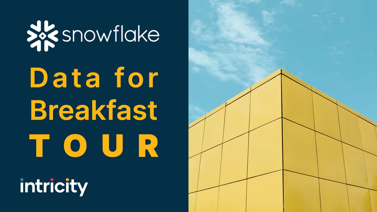 Data For Breakfast Tour