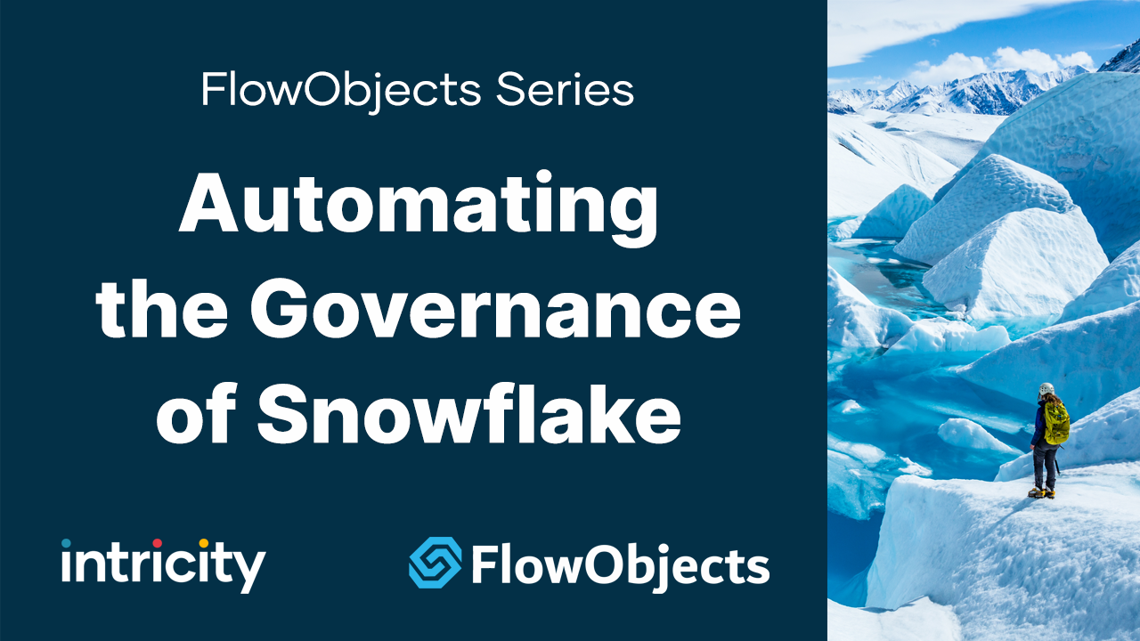FlowObjects Automating Governance