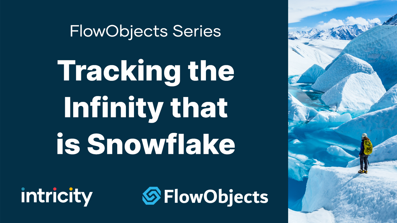 FlowObjects Tracking Infinity