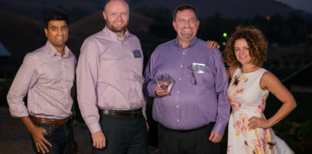 Intricity Wins a Snowflake Partner of the Year Award - INTRICITY