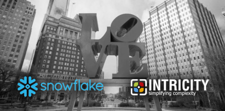 Intricity Announces a Snowflake Workshop in Philly - INTRICITY