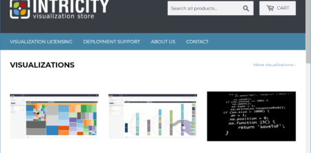 INTRICITY Opens a Visualization Store - INTRICITY
