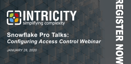 INTRICITY Webinar: Snowflake Pro Talks: Configuring Access Control - INTRICITY