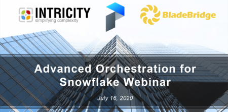 Upcoming Webinar with Prefect & BladeBridge: Advanced Orchestration for Snowflake - INTRICITY