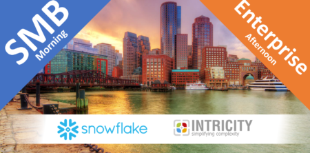 Intricity Announces full-day Workshop in Boston - INTRICITY