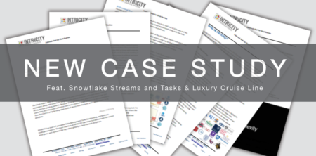 Case Study: Full Blown Data Warehouse Using Snowflake Streams & Tasks