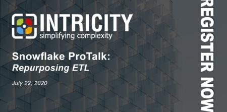 July Snowflake ProTalk: Repurposing ETL