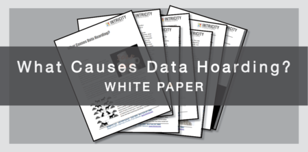 New White Paper: What is Data Hoarding? - INTRICITY