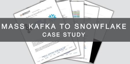MASS KAFKA TO SNOWFLAKE CASE STUDY