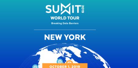 SNOWFLAKE SUMMIT WORLD TOUR SESSION NEW YORK